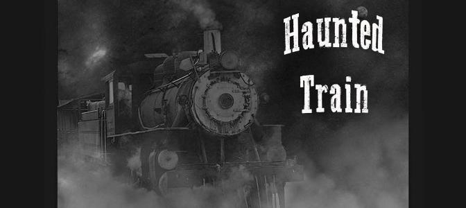 The Haunted Train of Aquilla, TX