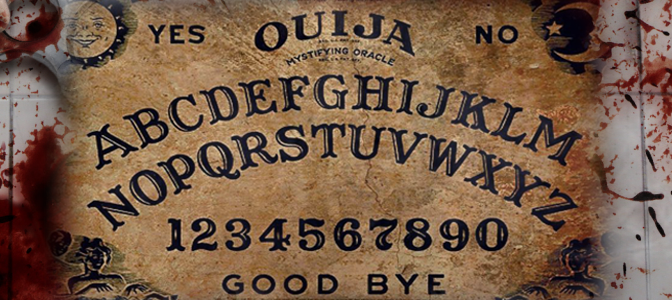 Ouija Board to Blame for Alleged Attempted Murder