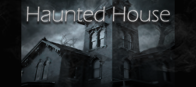 Haunted House In South Texas
