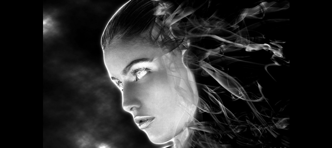Beautiful Ghost Lady – Santa Maria, Texas
