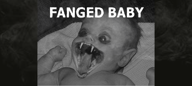 Fang Baby of Old Pearsall Road