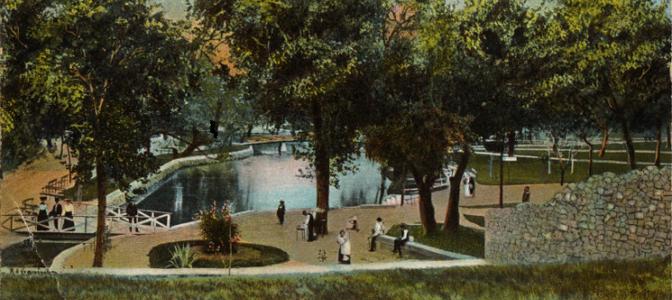San Pedro Springs Park