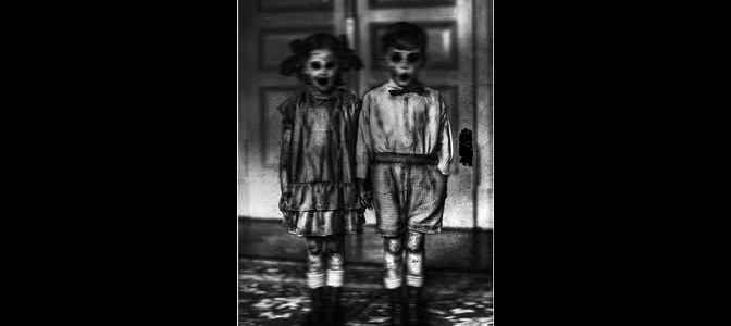 Ghost Children of Main Street (McAllen, TX)