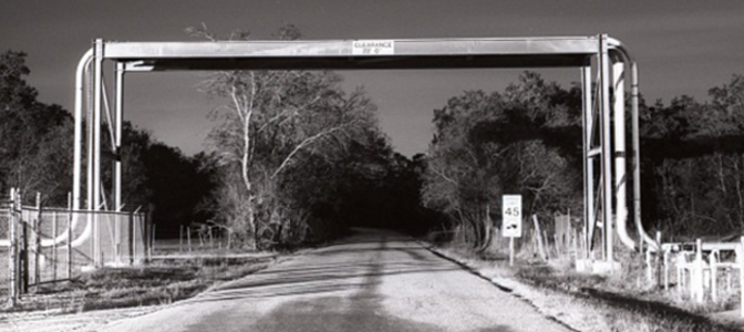 The Legend of Sarah Jane Road in Port Neches, Texas