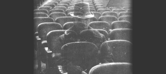 """""""Fred""""- The Ghost Of The Old PSJA Auditorium (San Juan, TX)"""