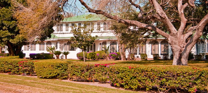 The Legend of Shary Mansion (Sharyland, TX)