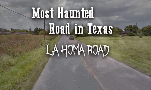 The Most Haunted Road in Texas