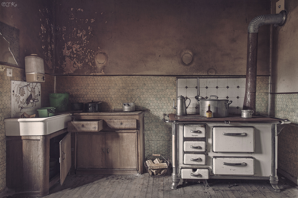 Image Result For Abandoned Farmhouse Interior