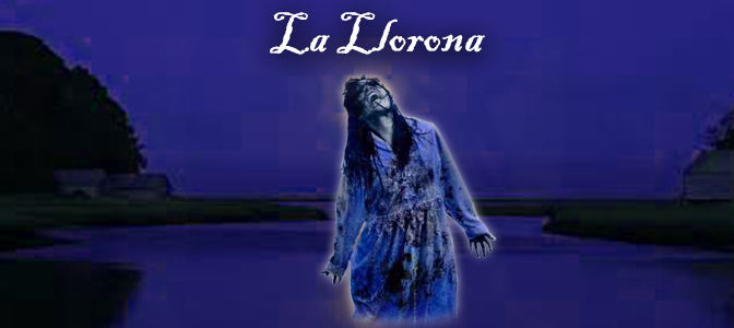 La Llorona Spotted on Military Road Along the Rio Grande River