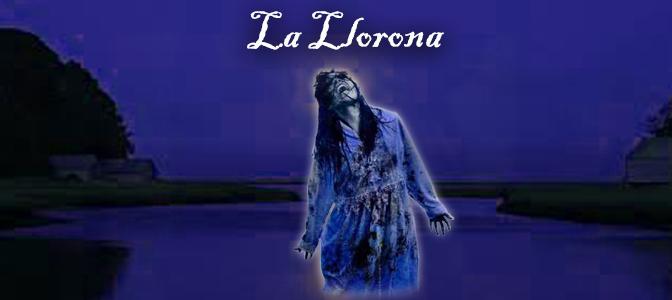 La Llorona Spotted on Military Road Along the Rio Grande River
