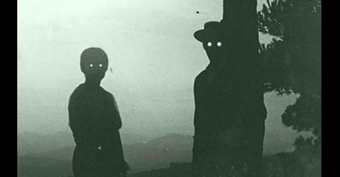 "True Horror Stories Of Texas Documentary-""Shadow People"""