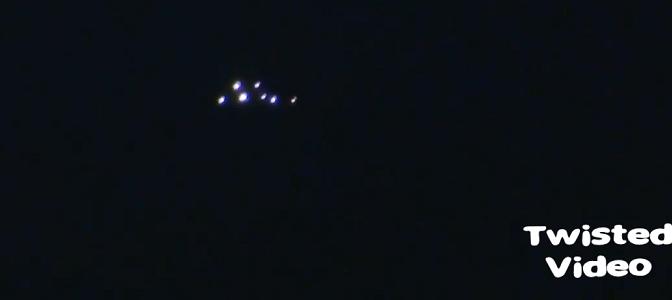 UFO over Guadalajara, Mexico March 21, 2017