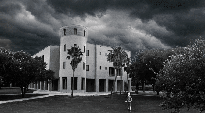 Child Ghost Haunts 4th Floor of University Library – Edinburg, Texas