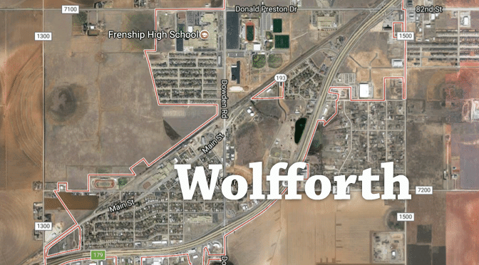 Man Hears Growling Creature in Wolfforth, Texas