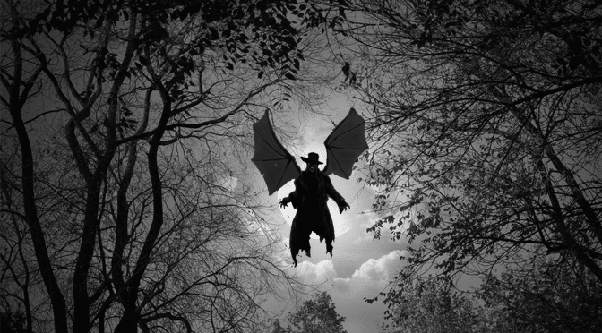 Injured Jeepers Creepers creature falls from sky in Las Milpas, Texas