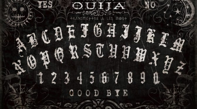 Father's Spirit Protects Kids From Ouija Board