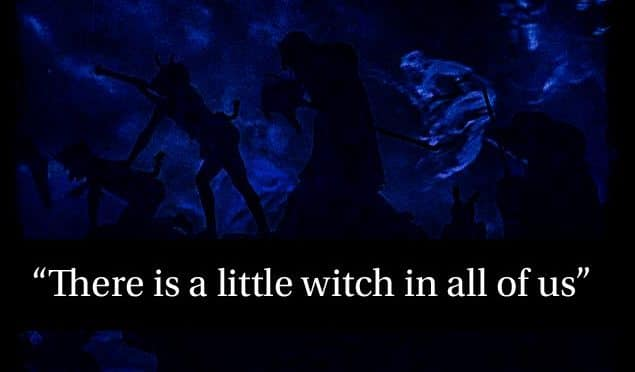 """There Is A Little Witch In All Of Us"" – (Pharr, TX)"