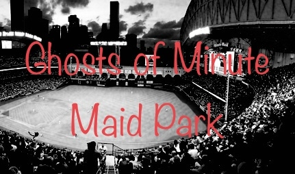Ghosts Of Minute Maid Park